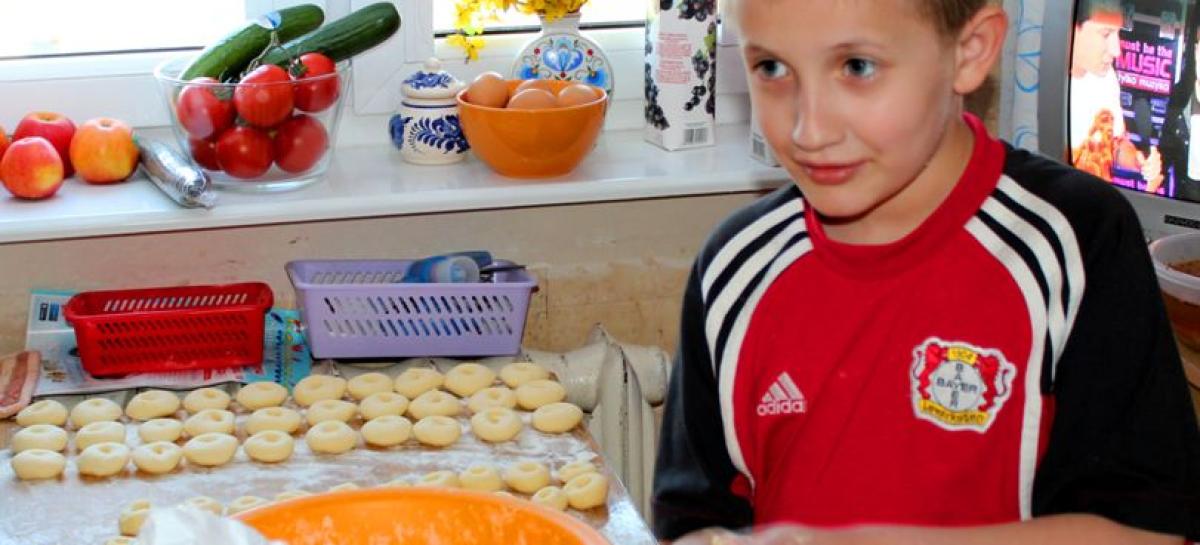 Kolejna potrawa przygotowana przez Mateusza