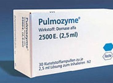 Brakuje pulmozyme. Dzieci chore na mukowiscydozę nie mają leku