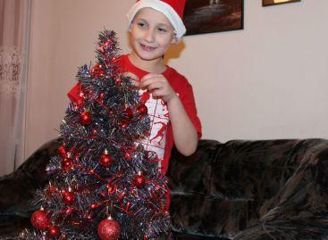 Mikołaju, nie zapomnij o moim wnuczku i przybywaj…
