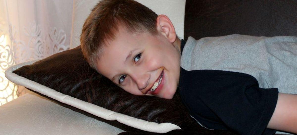 Osiem lat walczymy z chorobą Mateusza