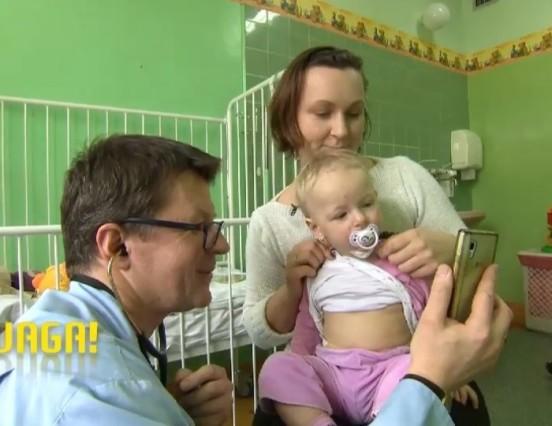 Dramatyczny apel pediatrów