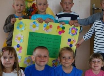 Niepubliczne Katolickie Przedszkole Faustynka w Pułtusku – dziękujemy bardzo