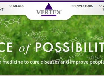 Vertex Odbiera CHMP pozytywną opinii na ORKAMBI ™ (lumacaftor / ivacaftor) i KALYDECO® (ivacaftor) w Unii Europejskiej
