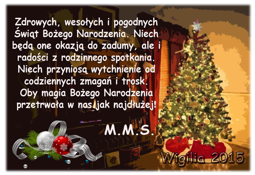 wigilia 20157