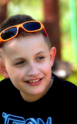 22 maja Mateusz skończy 10 lat. To już poważny wiek :)