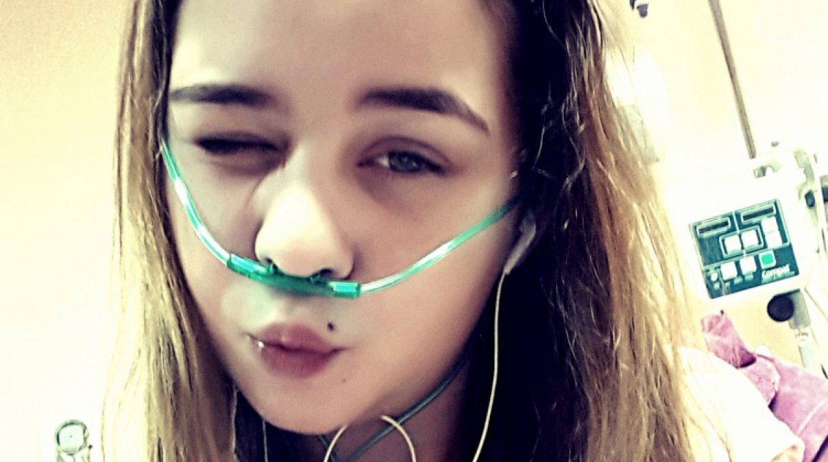 Bez miłości nie można żyć? Dla mnie tlen jest najważniejszy!