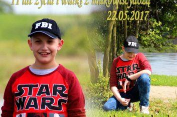 11 lat życia i walki z mukowiscydozą