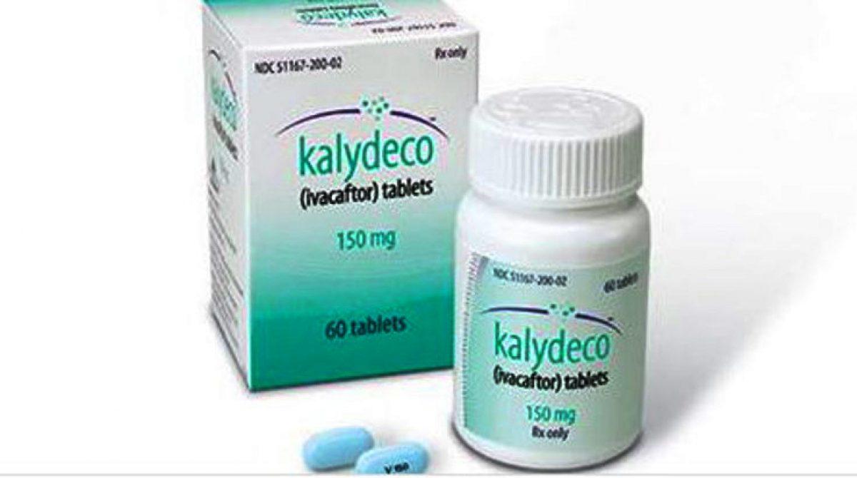 """""""Pięć lat temu, KALYDECO stał się pierwszym lekiem w leczeniu przyczyn mukowiscydozy"""""""
