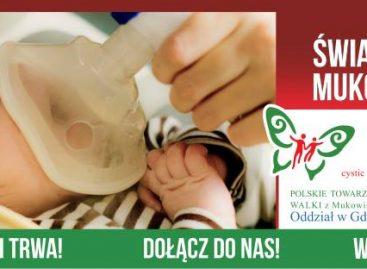 Światowy Dzień Mukowiscydozy – wydarzenia